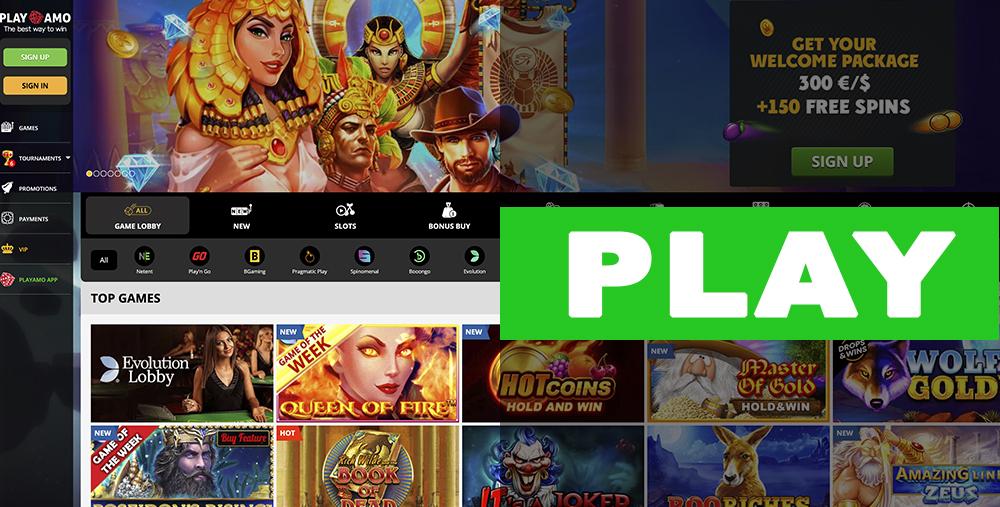 Playamo Casino Play